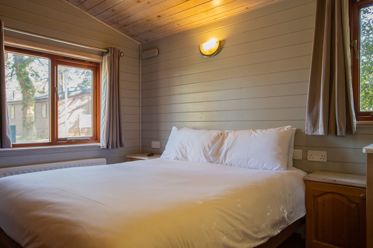 Disabled Access Comfort Lodge