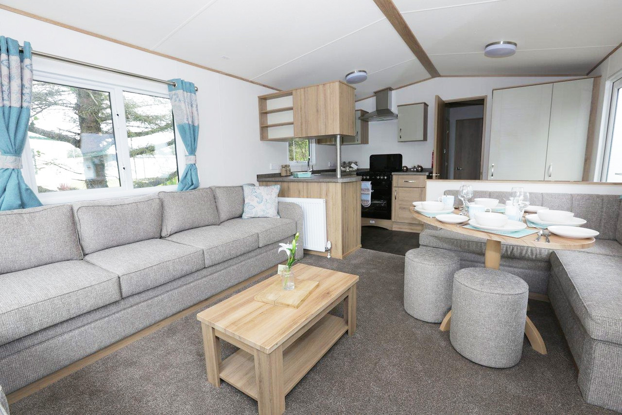Sea View Caravan