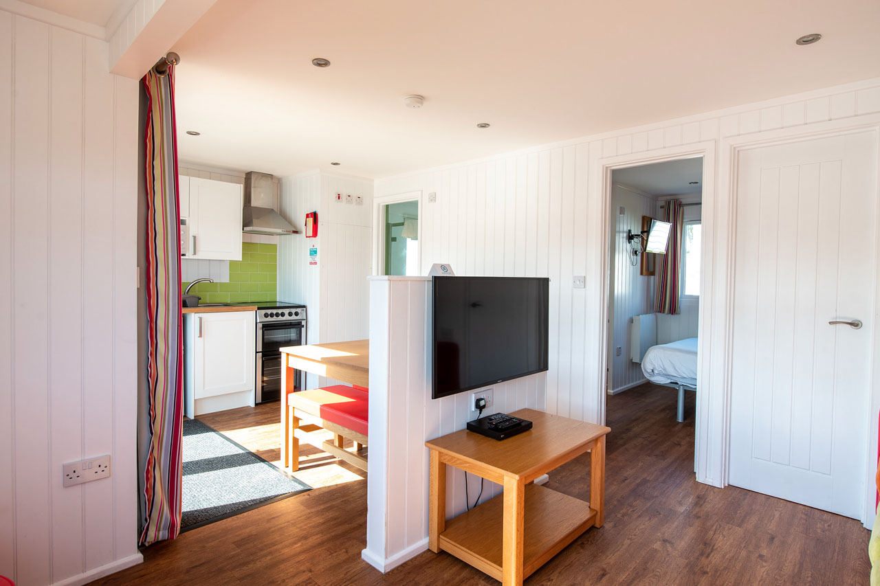 Superior Chalet - 3 bed