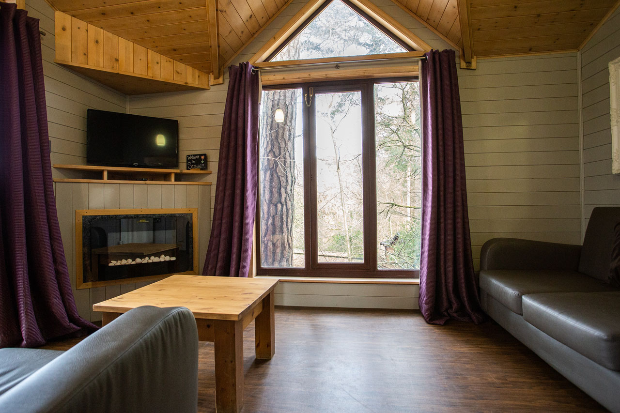 Superior Wooden Lodge